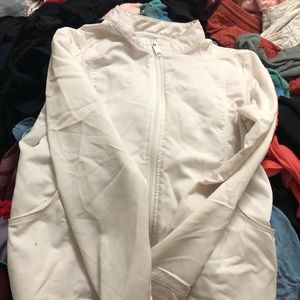 White light jacket size L